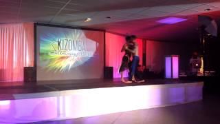 Видео: Jess & Zio - Kizomba Swimming Festival 2014