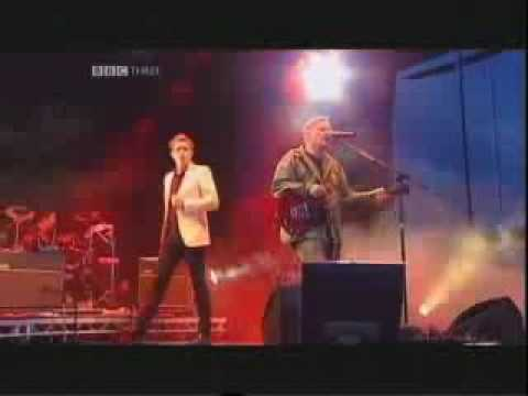 Crystal - New Order featuring Brandon Flowers (Live at T-Park)