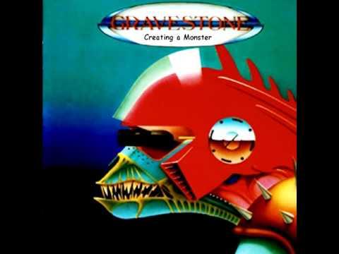 Gravestone - Creating a monster (1986)