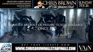 CHRIS BROWN TV SPOT ALLSTAR 2012 (ORLANDO FL.)