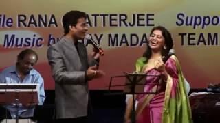 Tere Pyar Ka Aasra ..by Rana Chatterjee and Sangeeta Melekar
