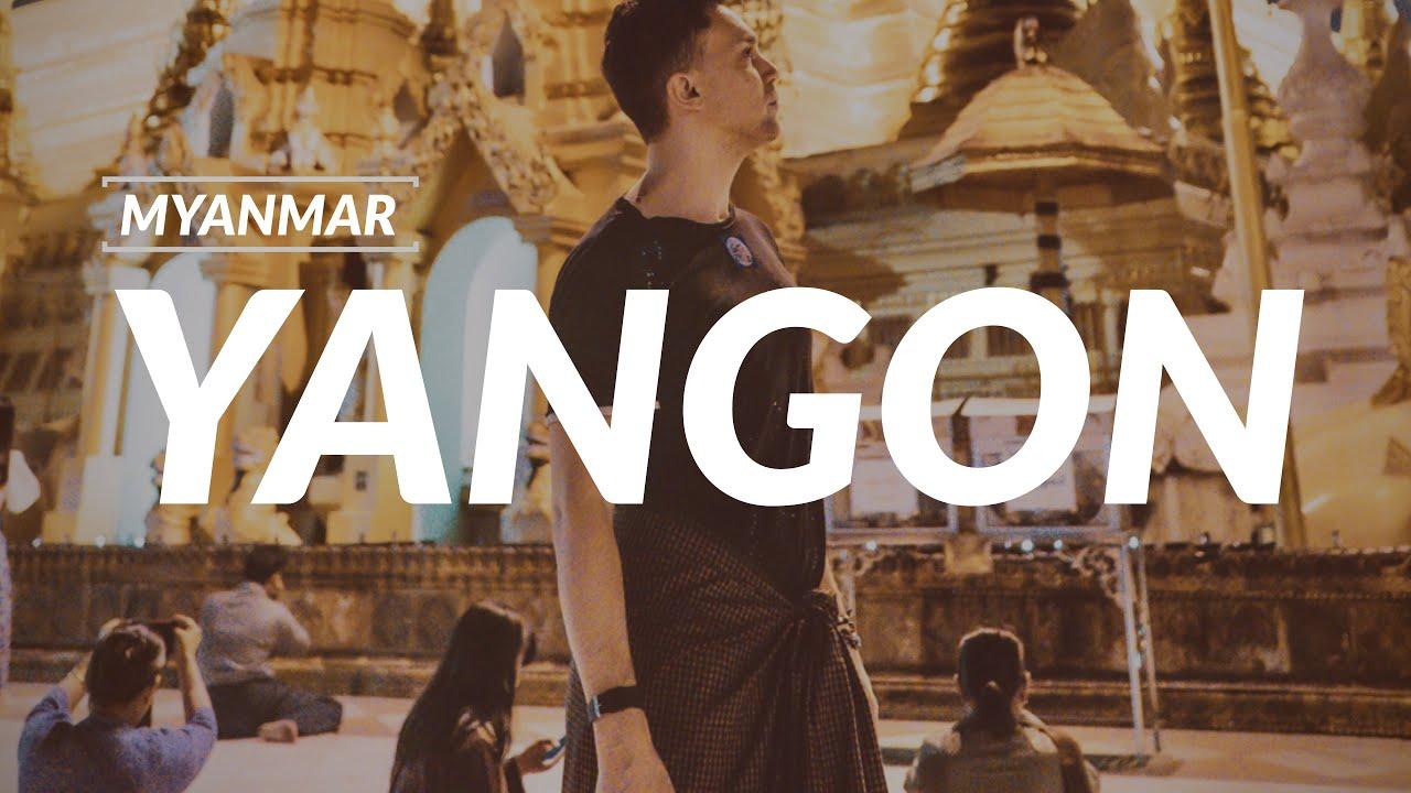 Birmania Cosa Vedere: Viaggio a Yangon