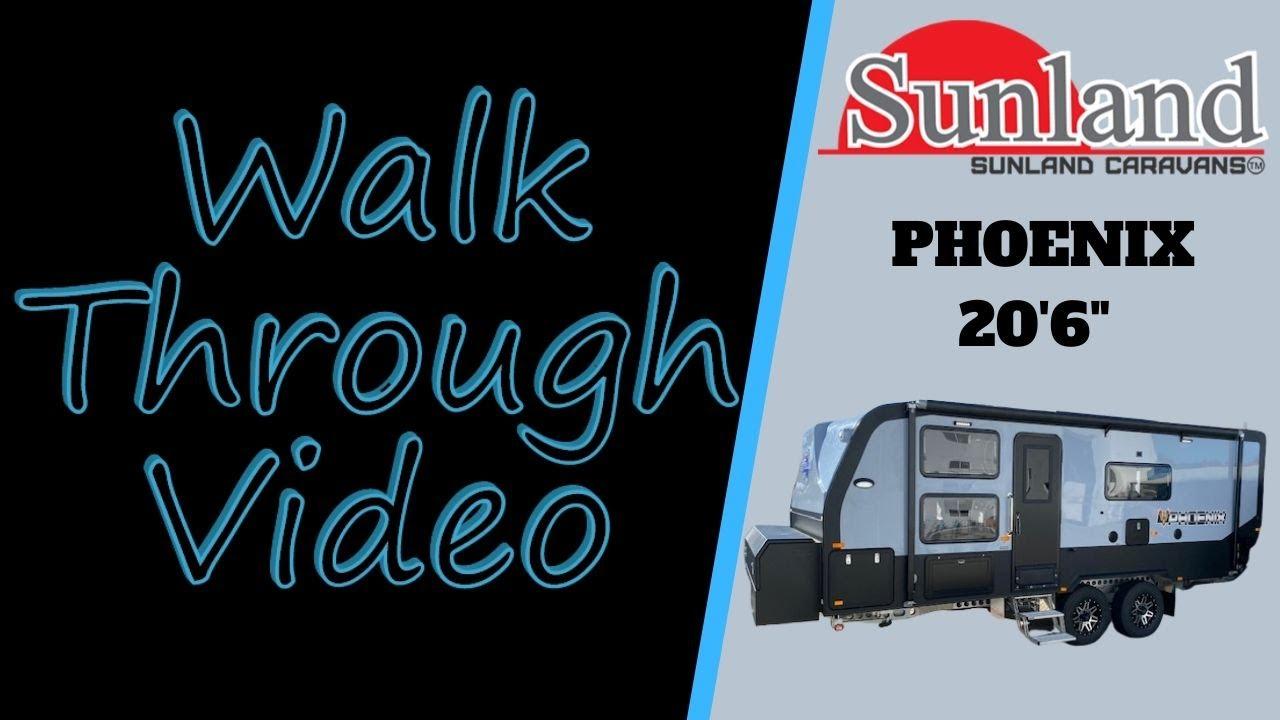 "Phoenix 20'6"" Walk Through Video"
