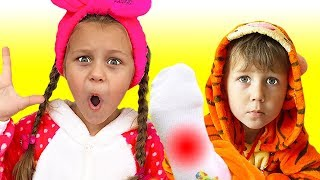 The Boo Boo Song | Songs for Kids| Ameleon