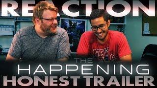 The Happening Honest Trailer REACTION!!