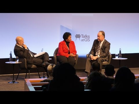 Talks at GS – Dr. John J. DeGioia and Dr. Ruth Simmons: Confronting the Legacy of Slavery