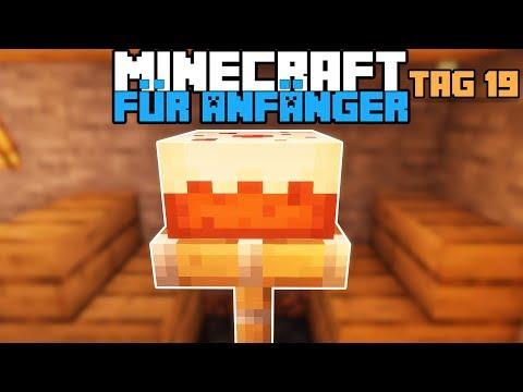 Wie Macht Man Einen Kuchen In Minecraft 1.14 | Minecraft Für Anfänger Tag 19