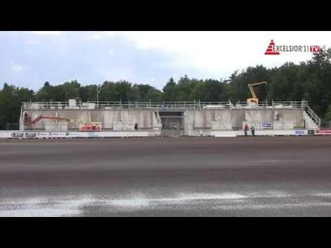Stand Van Zaken Hoofdveld Excelsior'31, Donderdag 19 Juli 2012