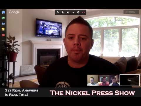 Nickel Press Live: 2015 Week 1
