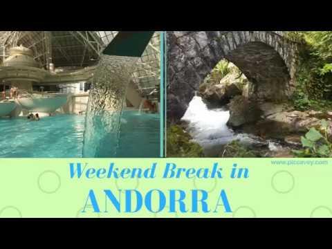 A Summer Break in Andorra - Caldea, Hiking & Circo del Sol |Piccavey ~Food Travel & Culture in Spain