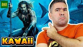 COMO DIBUJAR  A AQUAMAN KAWAII - How to draw Aquaman kawaii