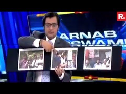 Arnab Goswami Reacts On Rohith Vemula's Suicide Report | The Debate