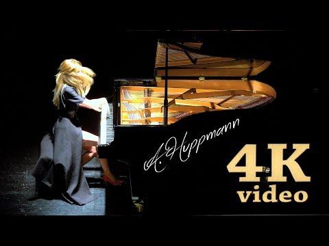 Chopin Revolutionary Etude op 10 no 12  Anastasia Huppmann 4K HD