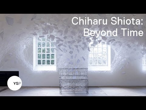 Chiharu Shiota: Beyond Time from YouTube · Duration:  4 minutes 24 seconds