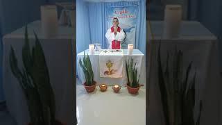 Eucaristía Julio 6 No te rías de los milagros de Dios, Padre Alonso