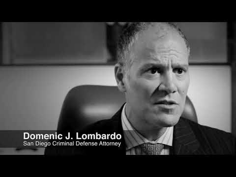 Resisting Merchant Arrest - San Diego Criminal Defense Attorney Domenic J. Lombardo