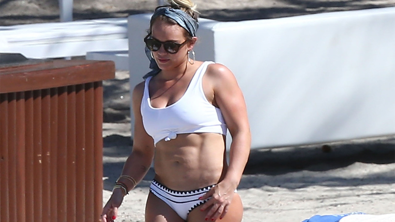 body Hilary duff