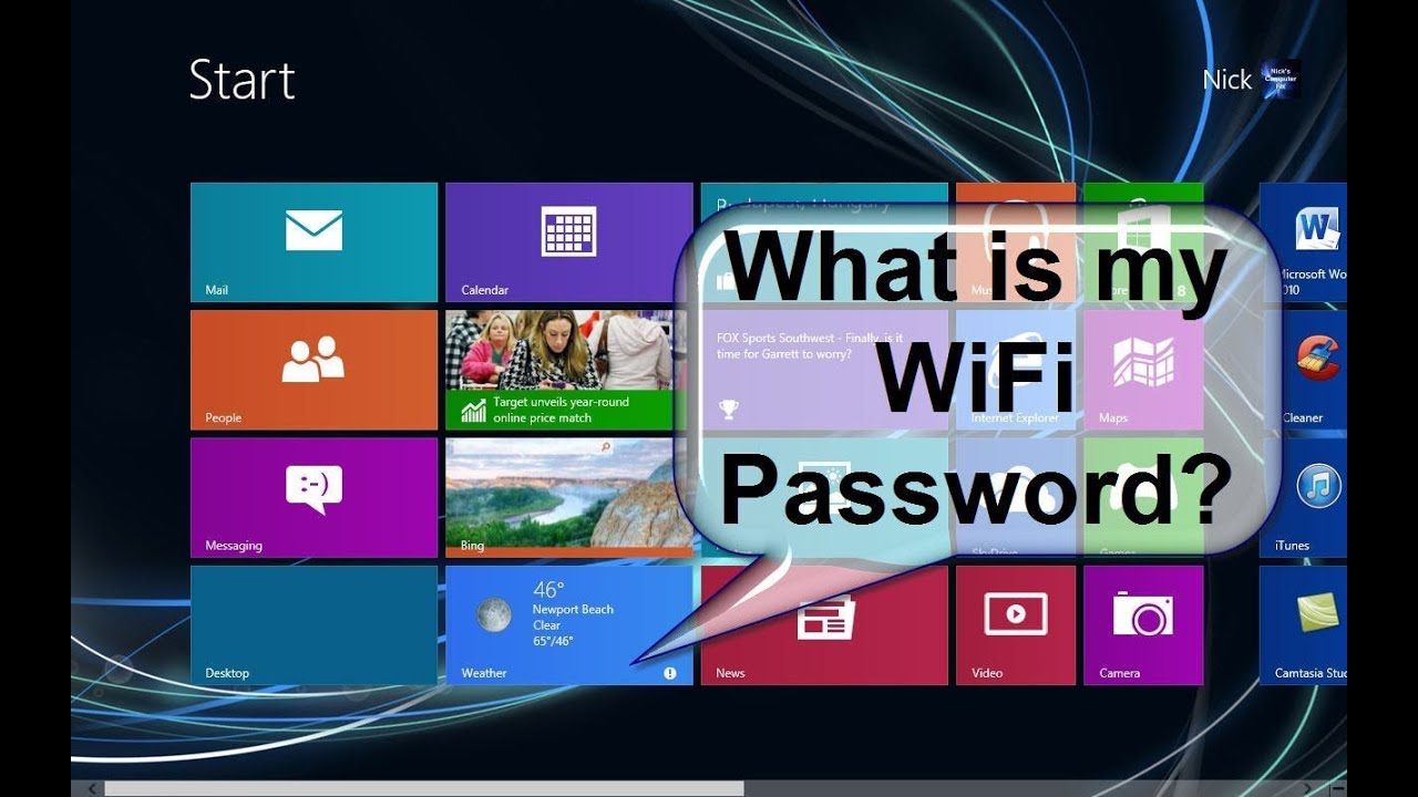how to see your wifi password on iphone how to see wifi password on pc 3000