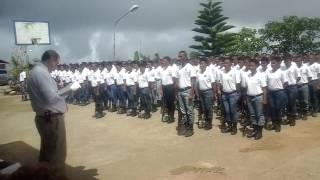 evang keith woodby message of challenge to rtc 7 mrp itp graduates at gaas balamban cebu 4 10 17