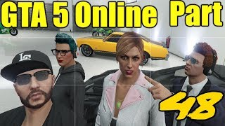 The FGN Crew Plays: Grand Theft Auto 5 Online #48 - The Yacht Life (PC)
