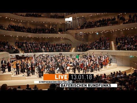 Elbphilharmonie LIVE | Bavarian Radio Symphony Orchestra & Mariss Jansons
