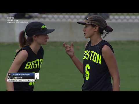 2017 National Championships: Women's Final San Francisco vs Boston