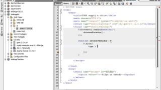 Json,HTML5,JQuery,Servlets