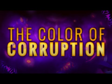 The Color of Corruption - How Purple Is Used in Video Games