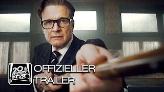 Kingsman: The Secret Service | Offizieller Trailer #1 | German Deutsch HD (Samuel L. Jackson)