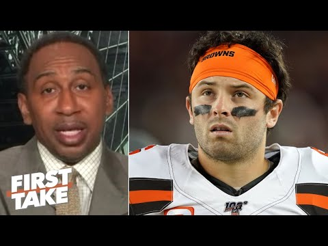 Stephen A.: The Browns made a mistake by drafting Baker Mayfield No. 1 overall | First Take