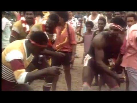Torres Strait Rugby League Dance Celebration (1980s)