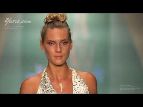 Luli Fama Fashion Show SS 2018 Miami Swim Week 2017 New York Fashion Week NYFW 1080p