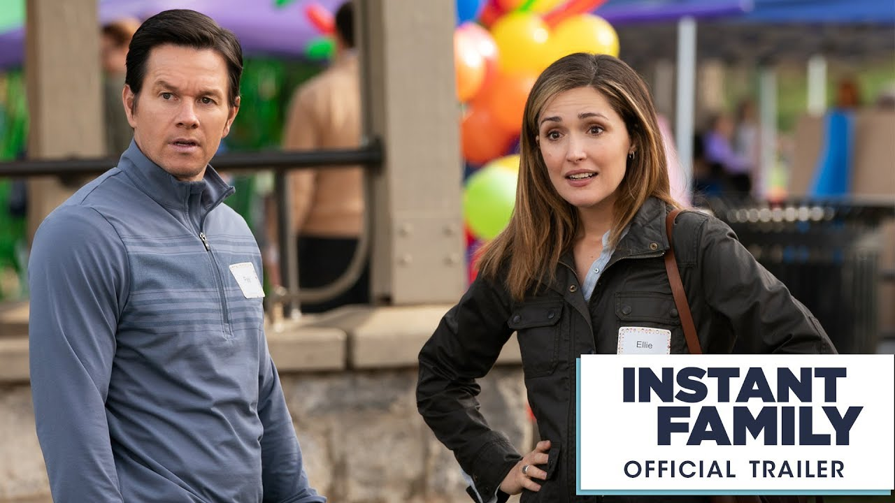 Instant Family Official Trailer Paramount Pictures International