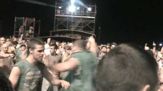 Metallica - Bonnaroo 2008 - Mosh Pit - What Stage Front Left - Master Of Puppets