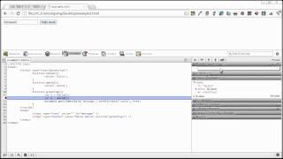 크롬 개발자 도구 5 - sources