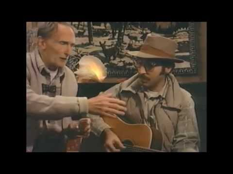 Leon Redbone- Rare Film Appearance In The Movie Candy Mountain