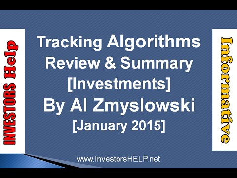 Tracking Trading Algorithms Summary & Review
