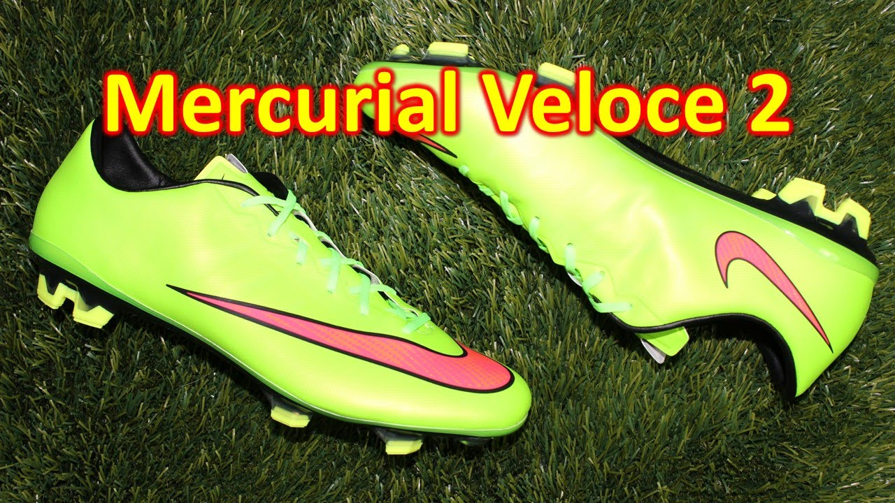 d82f02540402 Nike Mercurial Veloce 2 Electric Green - Review + On Feet - YouTube