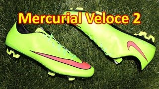 Nike Mercurial Veloce 2 Electric Green - Review + On Feet