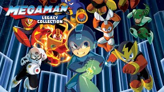 THIS GAME IS TOO HARD!! (pause) [MEGA MAN: LEGACY COLLECTION]