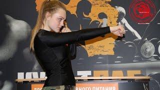 Всероссийский фестиваль единоборств, 2015. Айкидо. Ардеева Анна