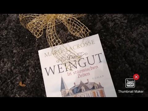 Das Weingut in stürmischen Zeiten YouTube Hörbuch Trailer auf Deutsch