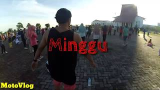 Jogging - Sarapan Soto-Rx King  #Motovlog