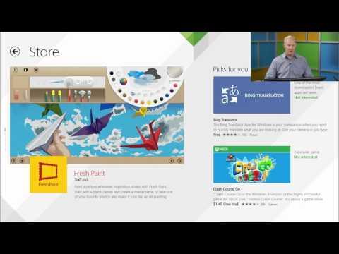Windows 8.1 UX Design, 11 The Windows Store