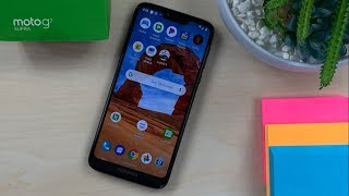Motorola Moto G7 Supra, el gama de entrada Supra potente Unboxing & Review