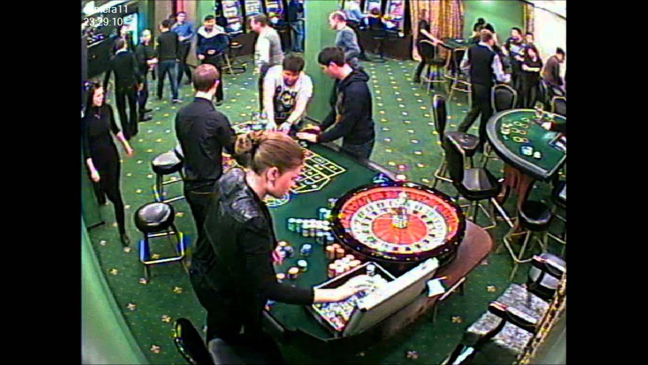 В киевском ресторане накрыли подпольное казино