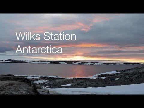 Exploring an Abandoned Antarctic Station: Wilks Station.