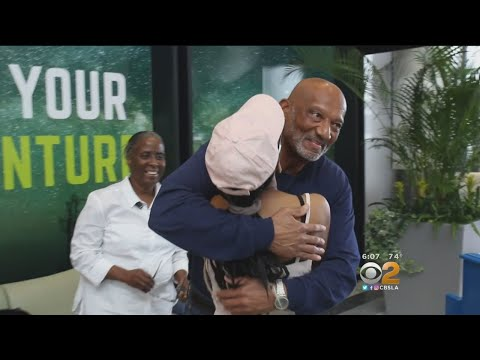 V Mornings - DNA Evidence Helps Exonerate Man Wrongly Convicted 20 Years Ago