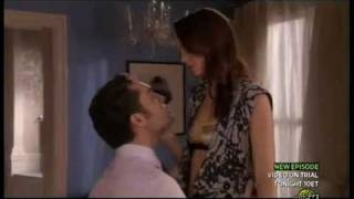 Repeat youtube video Gossip Girl 4.09 Blair and Chuck Bedroom Scene