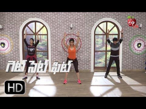 Get Set Fit | 10th October 2017 | గెట్ సెట్ ఫిట్ | Full Episode